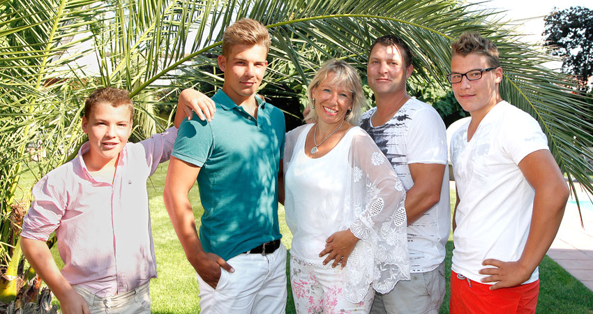 Familie Grabner